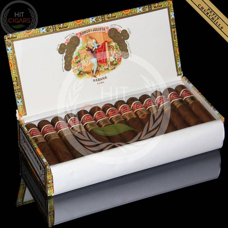 Romeo y Julieta Petit Churchills - HitCigars