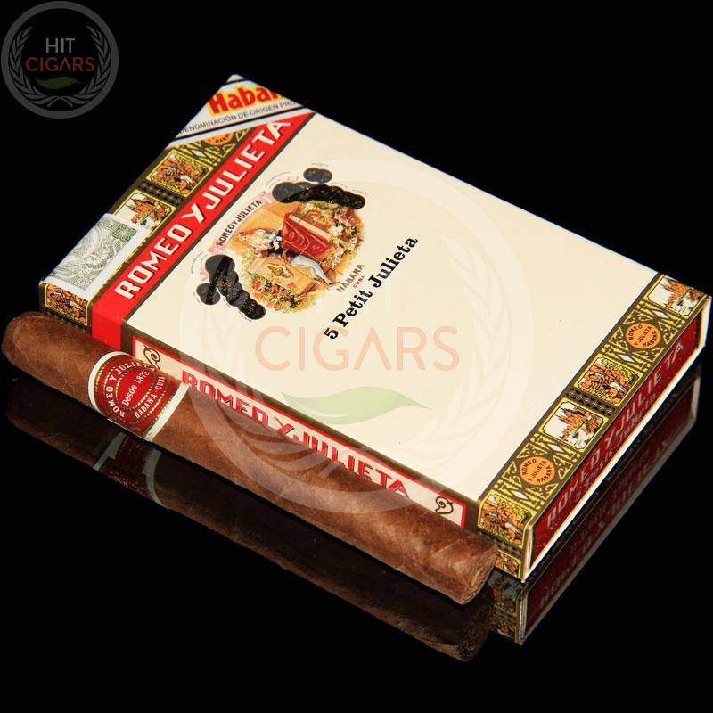 Romeo y Julieta Petit Julieta (5x5 Packs) - HitCigars