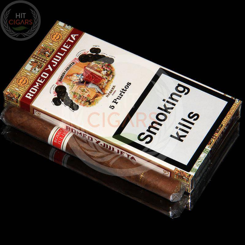Romeo y Julieta Puritos (10x5 Packs)