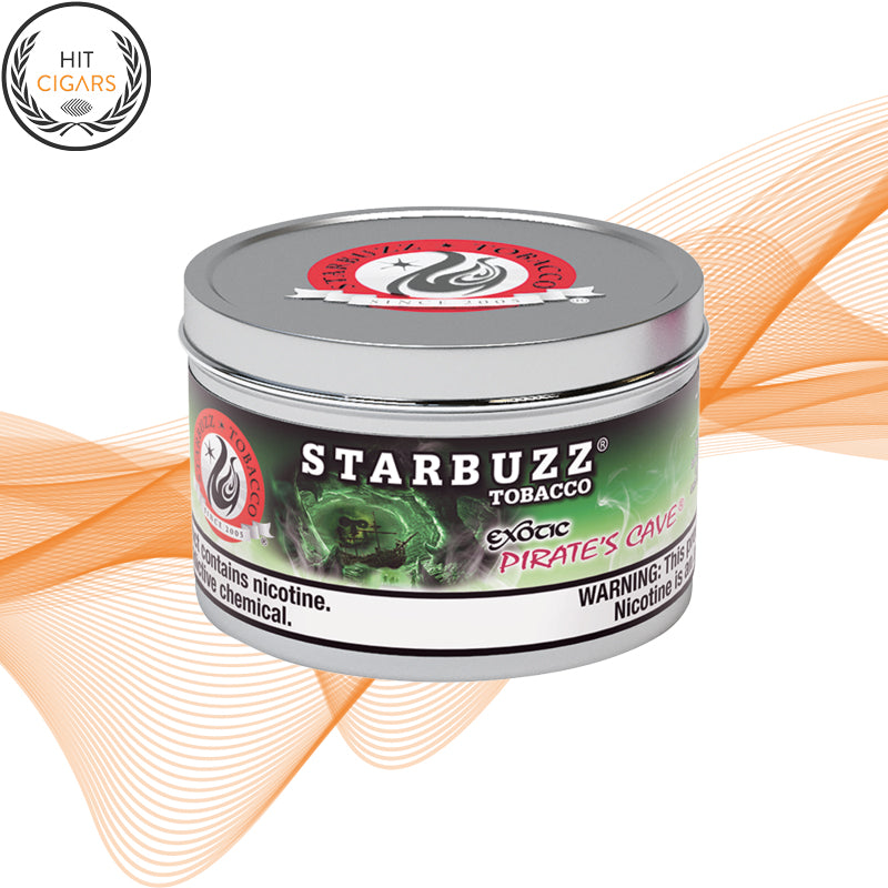 Starbuzz Pirate's Cave - HitCigars