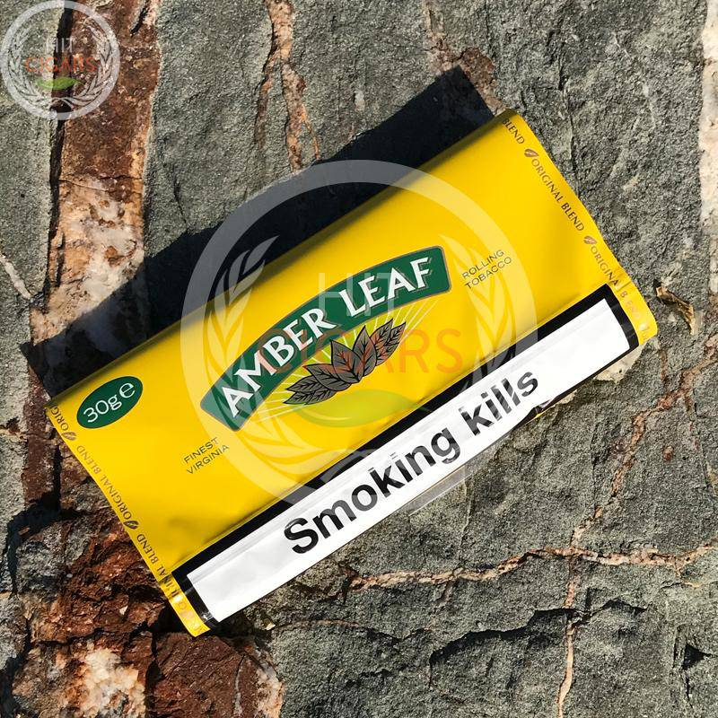 Amber Leaf 30g Original - Duty Free Price