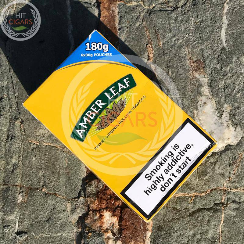 Amber Leaf 30g Original (6x30g) | Duty Free Price