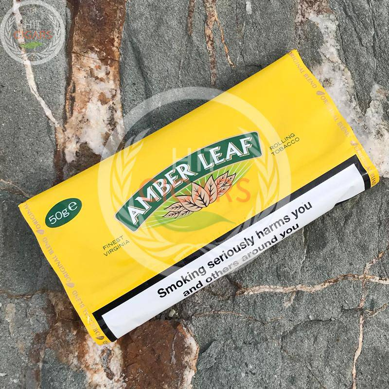 Amber Leaf 50g Original - Duty Free Price