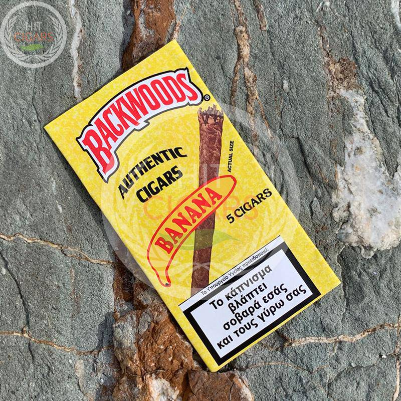 Backwoods Banana Cigars (Discontinued) - HitCigars