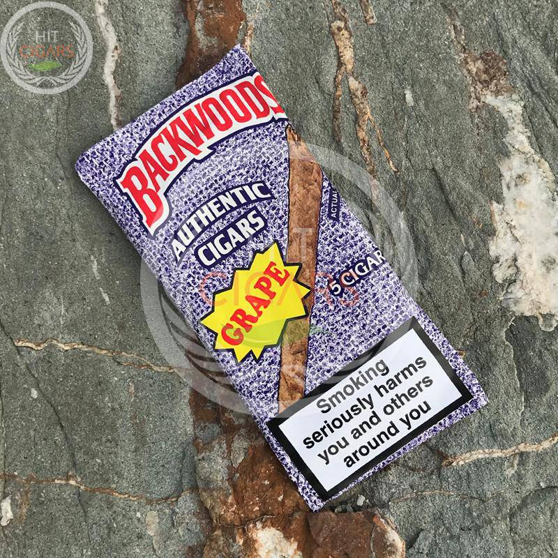 Backwoods Grape Cigars (Rare) - HitCigars