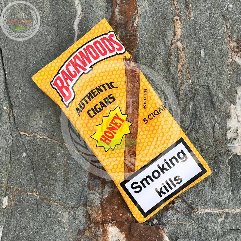 Backwoods Honey Cigars - HitCigars