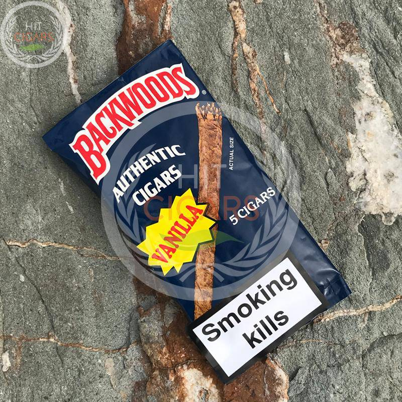 Backwoods Vanilla Cigars (Rare) - HitCigars