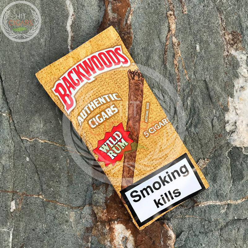 Backwoods Wild Rum Cigars (Discontinued)