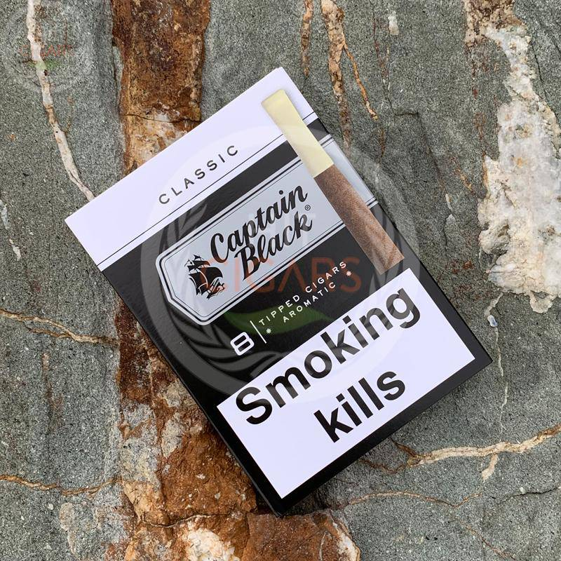 Captain Black Mini Tipped Classic Cigars