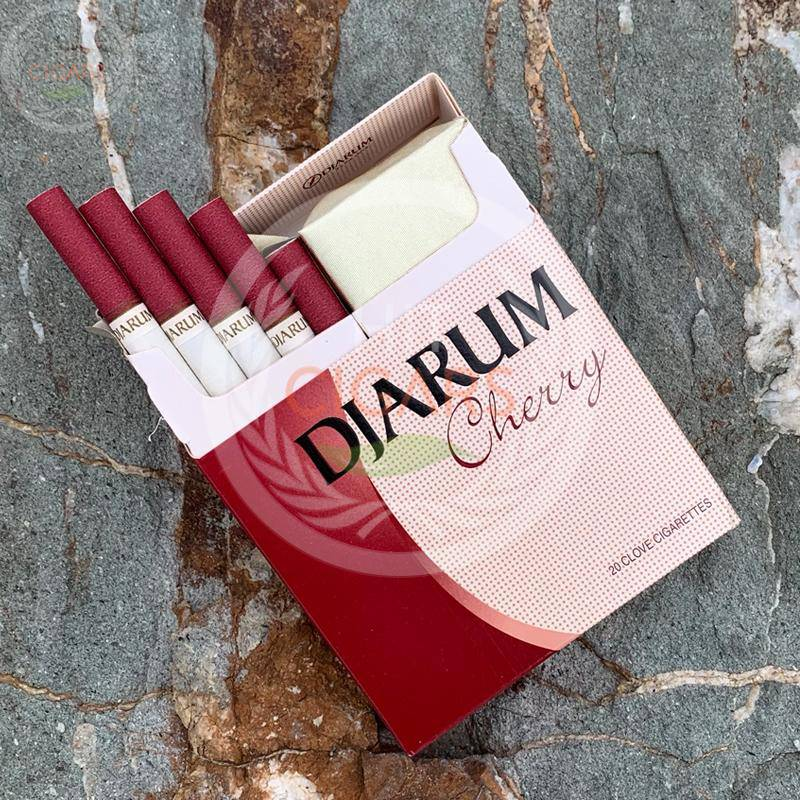 Djarum Cherry - HitCigars