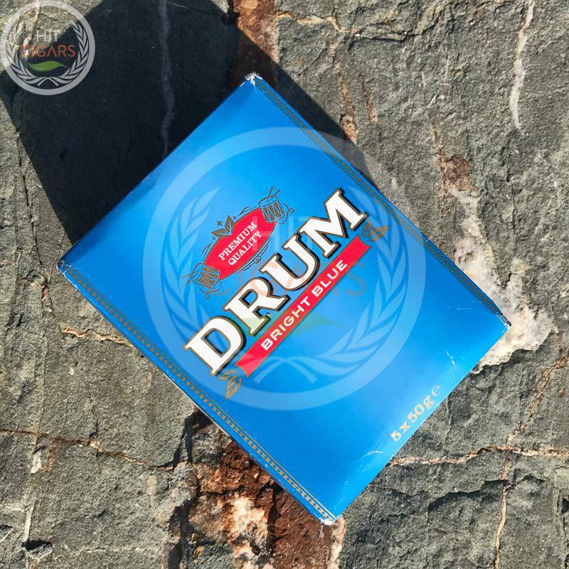 Drum Bright Blue 50g (5x50g) | Duty Free Price