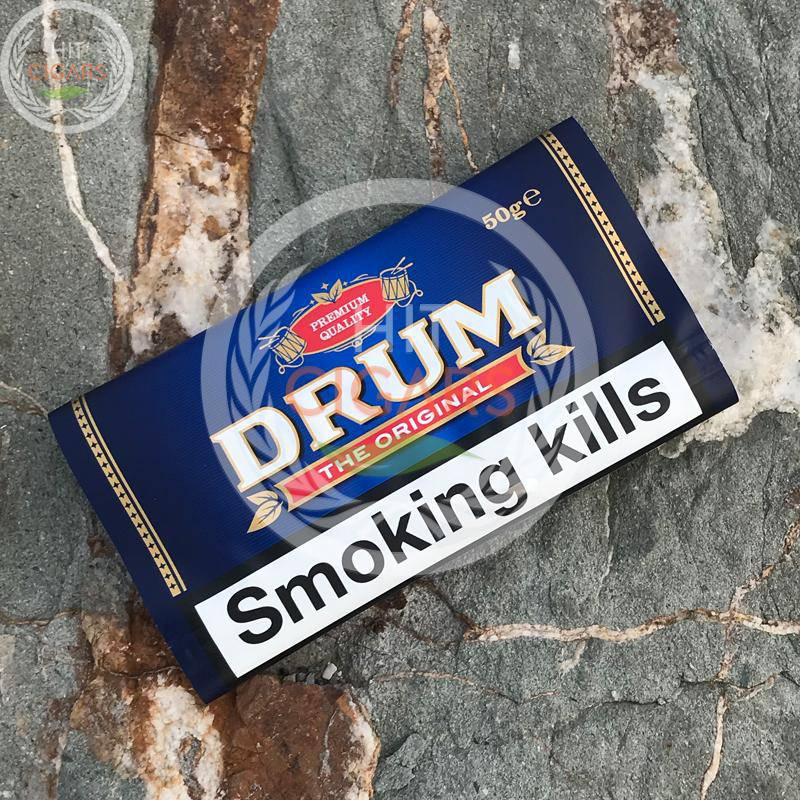 Drum Original Blue 50g | Duty Free Price