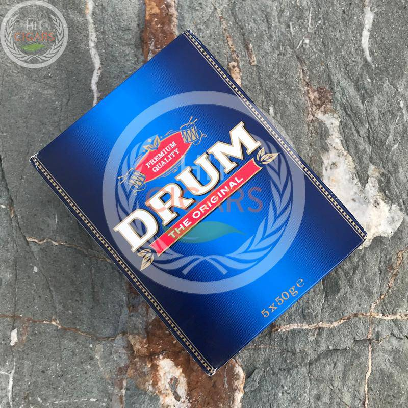 Drum Original Blue 50g (5x50g) | Duty Free Price
