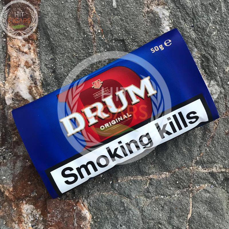 Drum Original Blue 50g (Old) | Duty Free Price