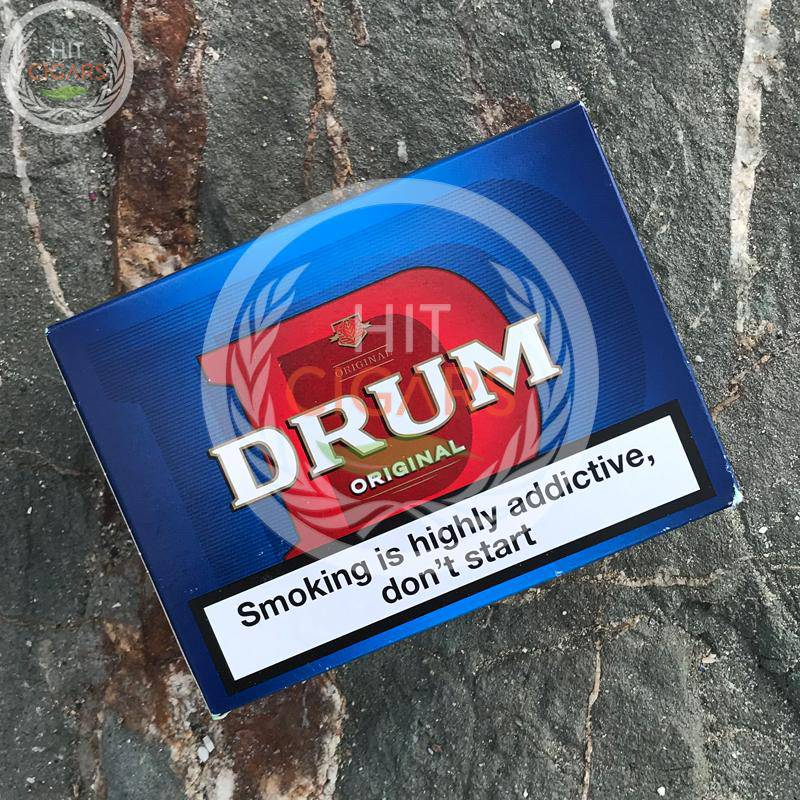 Drum Original Blue 50g (Old) 5x50g | Duty Free Price