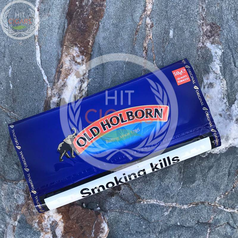 Old Holborn Original 50g (Blue) | Duty Free Price