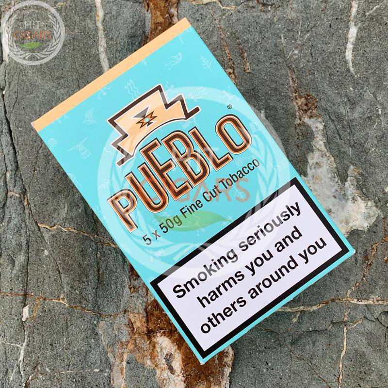 Pueblo Blue 50g (5x50g) | Duty Free Price