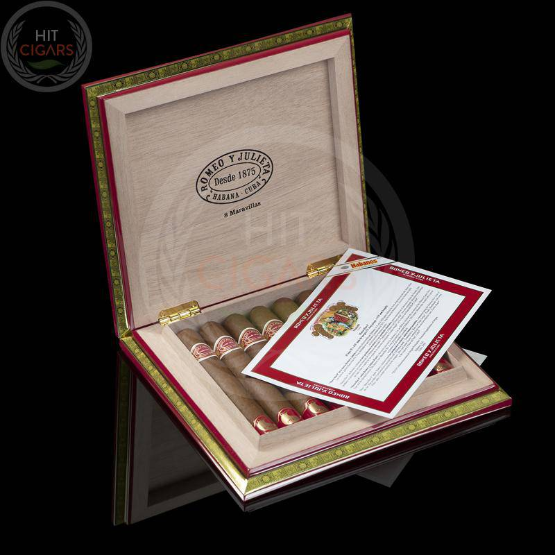 Romeo y Julieta 8 Maravillas Year Of The Rat 2020 - HitCigars