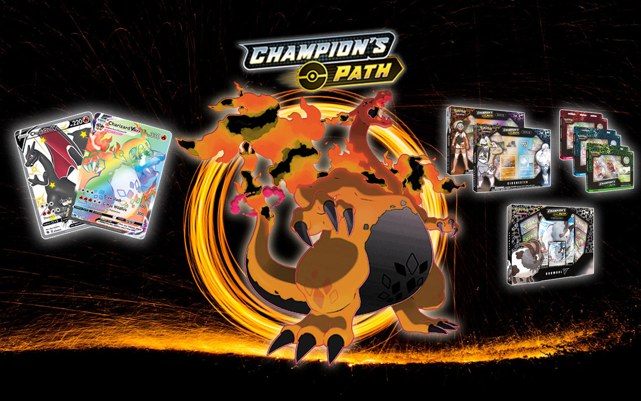 Pokemon Champion's Path Blog