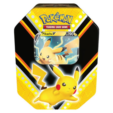 Pokemon V Powers Tin | Pikachu