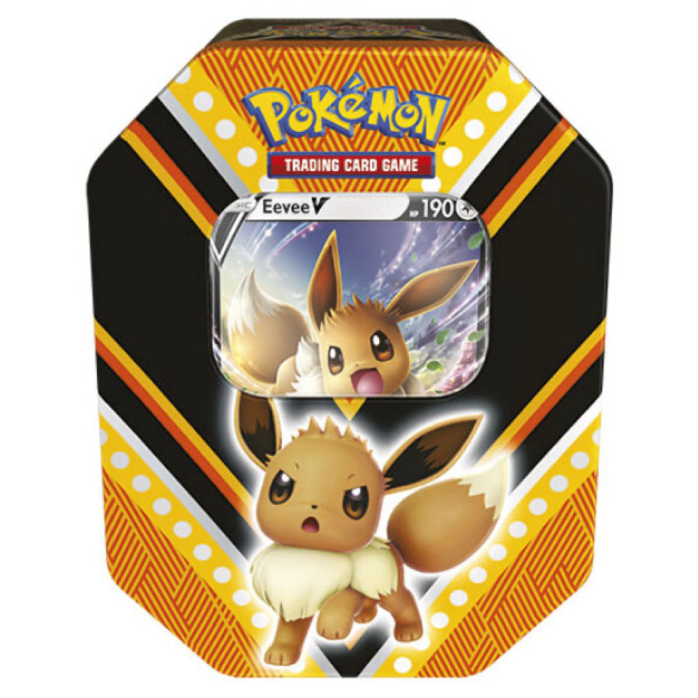Pokemon V Powers Tin | Eevee