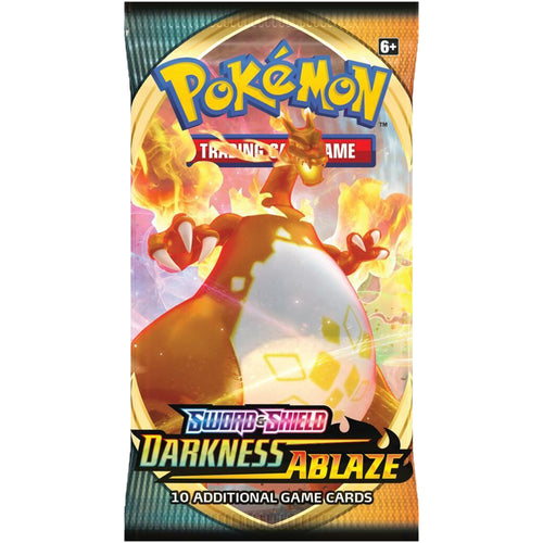 Pokemon Cards, Pokemon Trading Cards, Sword and Shield, Darkness Ablaze