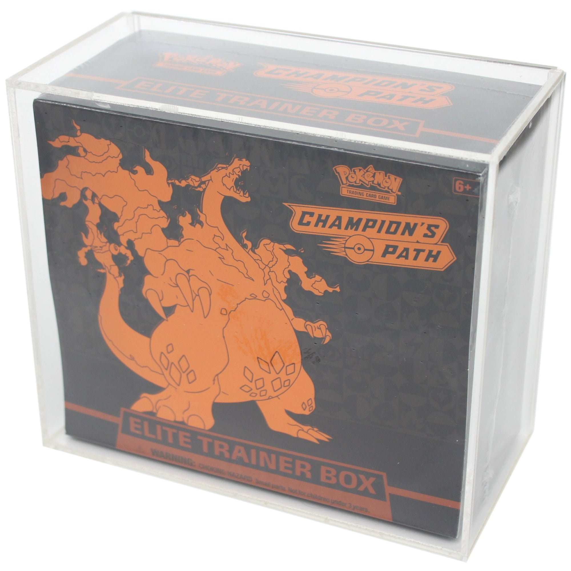 Acrylic Box | Size - Pokemon Elite Trainer Box