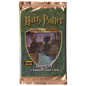 Harry Potter Base Set Booster Packs Art Set | Vintage