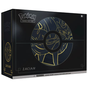 Pokemon Sword & Shield | Elite Trainer Box Plus | Zacian