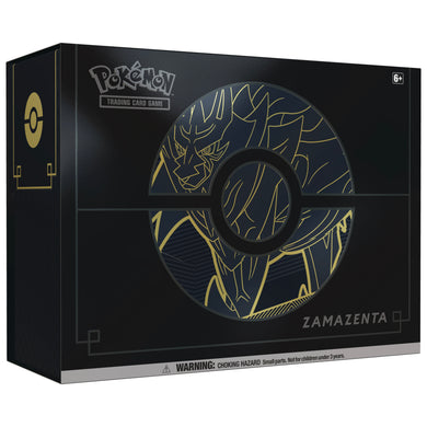 Pokemon Sword & Shield | Elite Trainer Box Plus | Zamazenta