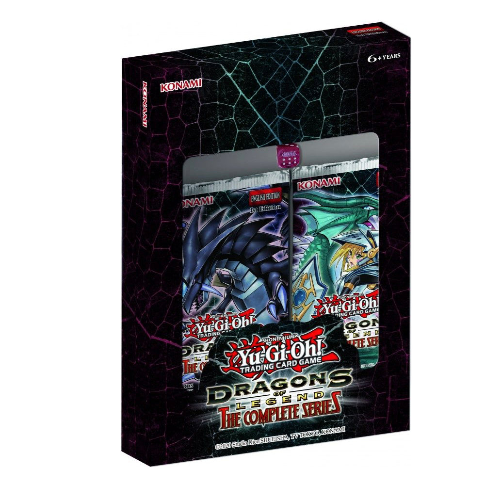 Yugioh Dragons of Legend - The Complete Series Booster