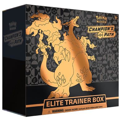 Pokemon Sword & Shield Champion's Path | Elite Trainer Box