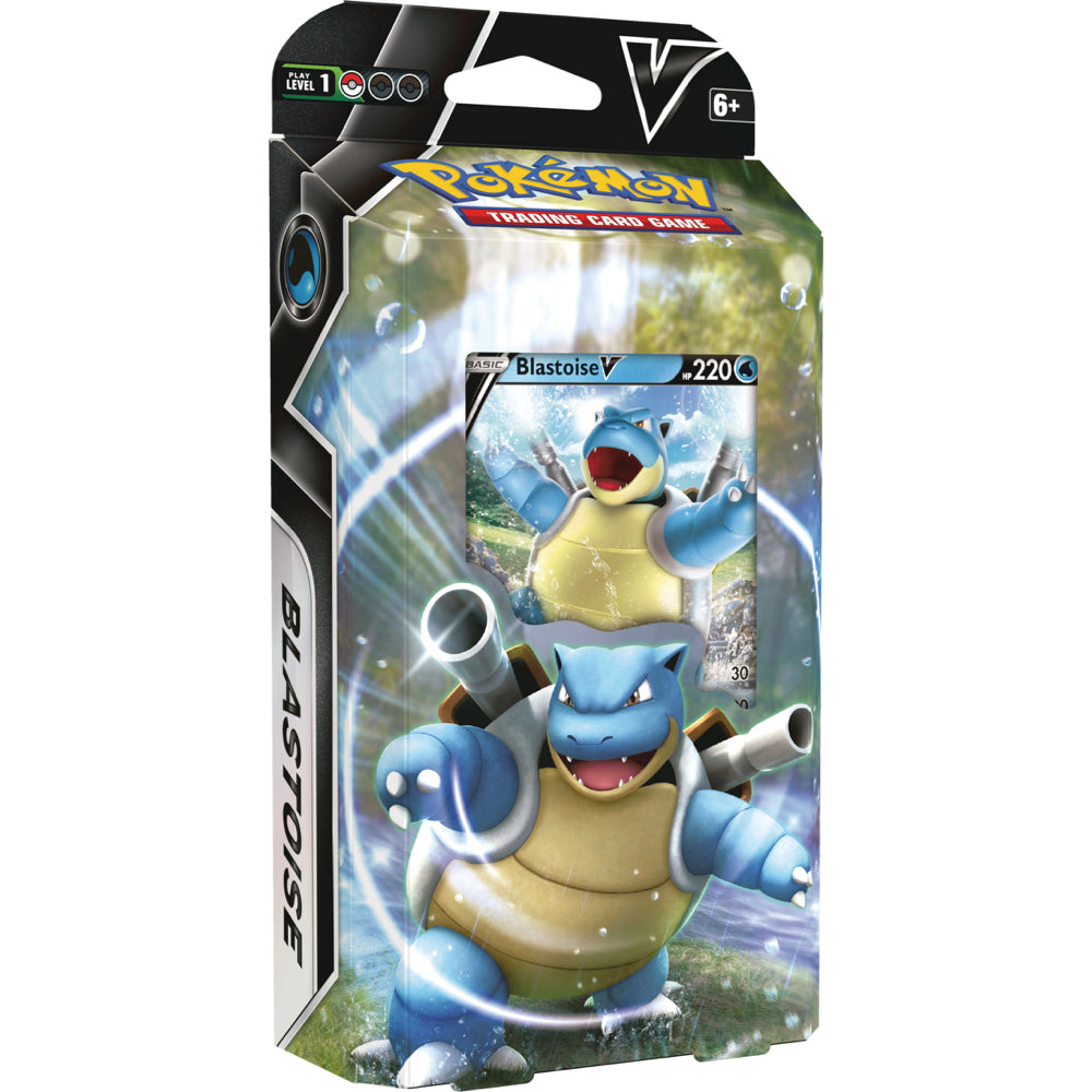 Pokemon Blastoise V Battle Deck