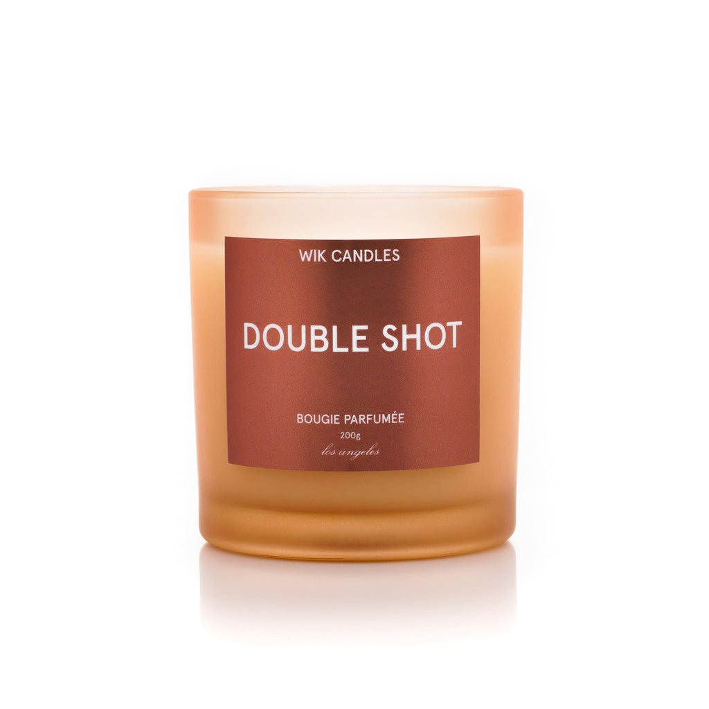 Double Shot Candle - Wik Candles