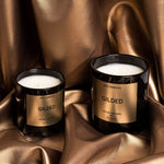 Gilded Candle - Wik Candles