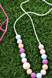 Charmed For Kids By Bubba Chew - Charmed For Kids ~ Popping Colour Necklaces