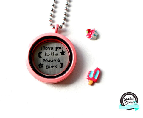 Charmed for Kids Memory Lockets