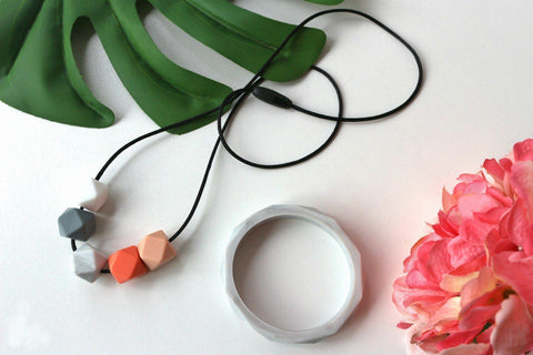 Bubba Chew -  Coral Cove & Bangle Set