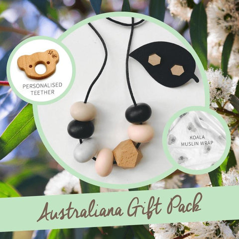 Australiana Baby Shower Gift Pack