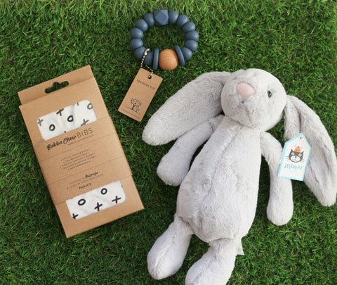 Snuggly Teething Baby Gift Hamper