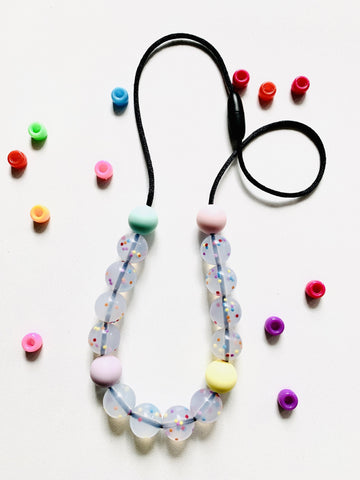 NEW Charmed For Kids ~ Sprinkle beads necklace