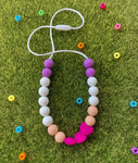 Charmed for Kids ~ Popping Colour Necklaces