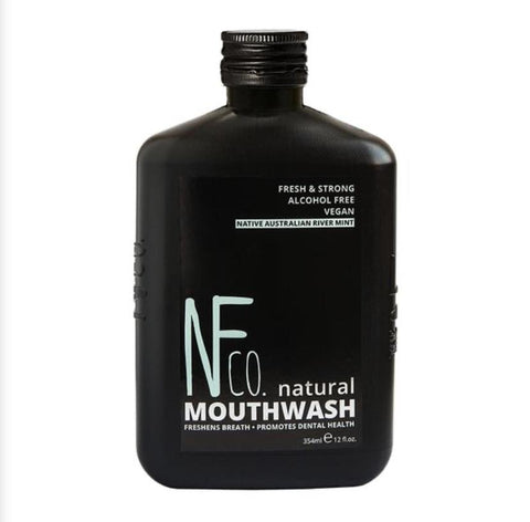 NFco Natural Mouthwash 354ml (Jack N' Jill)