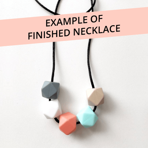 Necklace - NEW Design It Yourself Hex Necklace