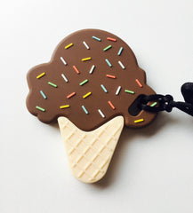 Sensory Products - Chew Buddy Sensory Ice Cream Pendant
