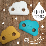 Teether - Bubba Chew - Cloud Teethers