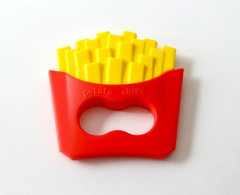 New Bubba Chew French Fries teether