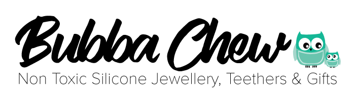 Bubba Chew Silicone Jewellery, Teethers and Sensory products
