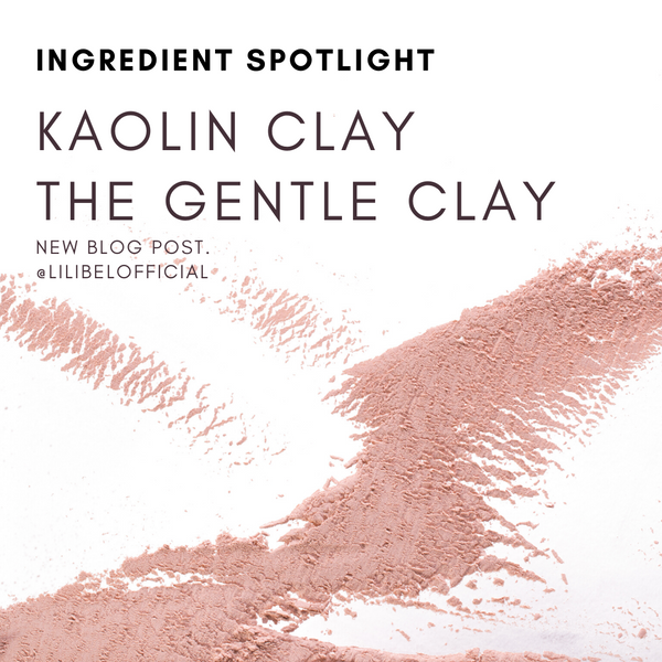 Ingredient Spotlight: Kaolin Clay