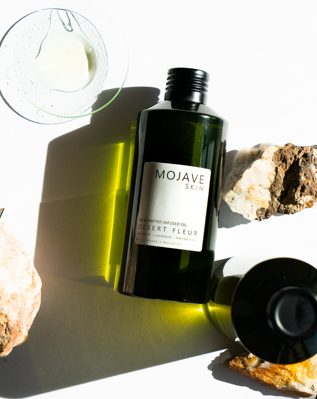 Creosote Joshua Tree Body Oil